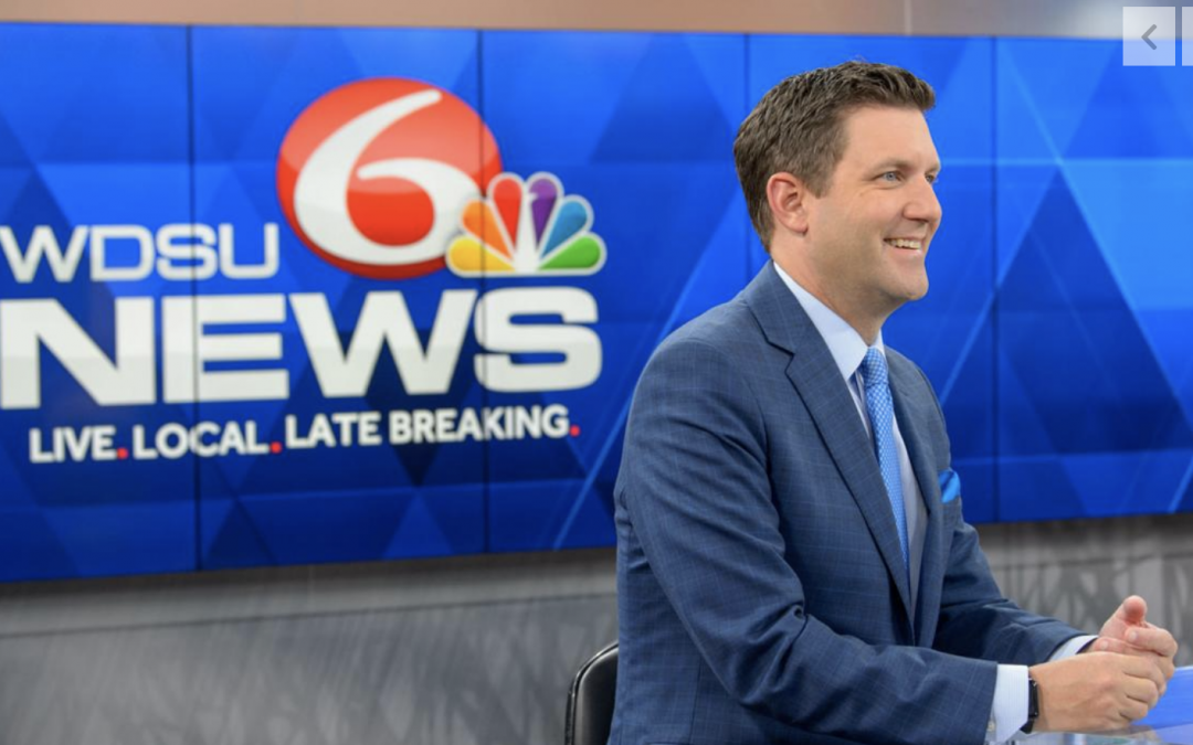 Scott Walker trades fast-paced news anchor life for consulting — and donut shop